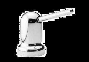 Damixa - Zeepdispenser - Staal