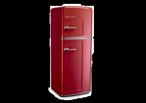 Studio Big Chill koelkast Cherry Red