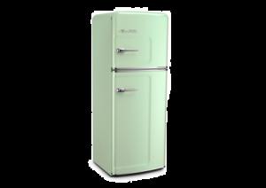 Studio Big Chill koelkast Jadite Green