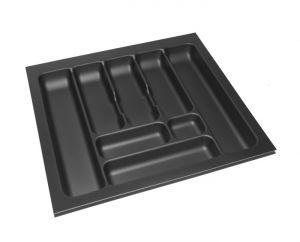 Carbon Black - Culinorm - Bestekbak 54 cm breed x 49 cm diep