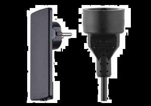 Evoline - Platte Stekker met stopcontact - 1,5 meter - 250V/16A - NL-D