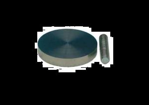 GLASADAPTER INOX D.64MM VR COMO-POOT
