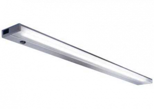 Thebo P-LED R 3100 - onderbouw Plexi 552MM/9W/240V - RVS