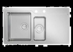 Stala - Neo Monoedge - N4017-91L -  1,5 Bak + afdruip rechts