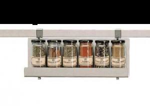 Cristel - Relingsysteem Panoply - Kruidenrek - RVS