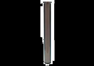 POOT COMO GLAS D.80MM H.710MM INOXLOOK