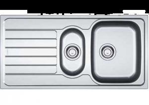Franke - Spark - 1000x500 Omkeerbaar