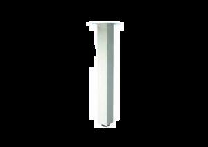 TAFELPOOT JUMBO ALU H.870MM