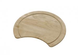 Ronde houten snijplank