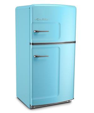 Big Chill koelkast Beach Blue