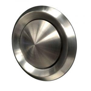 Culinorm Ventiel Rooster afvoer en toevoer - RVS rooster - Ø125 mm
