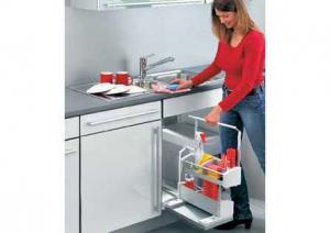 Hailo - Carry Organiser - Aluminium