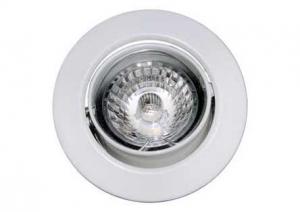 LED INBOUWSPOT WIT RICHTBAAR REFLEX LED5 5W/230V 3000K 38⌀380LM
