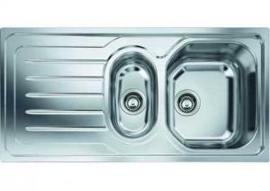 Franke - Onda-Line - 1000x500 Omkeerbaar