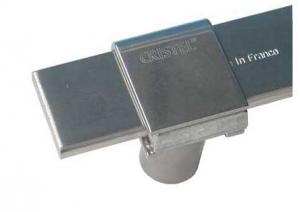Cristel - Relingsysteem Panoply -  Rail 800 mm - RVS