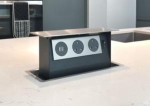 S-Box Power - 2 stopcontacten + 2 USB (NL-D)