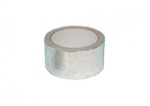 Luchtafvoer - Tape - 50mmx50m - Alu